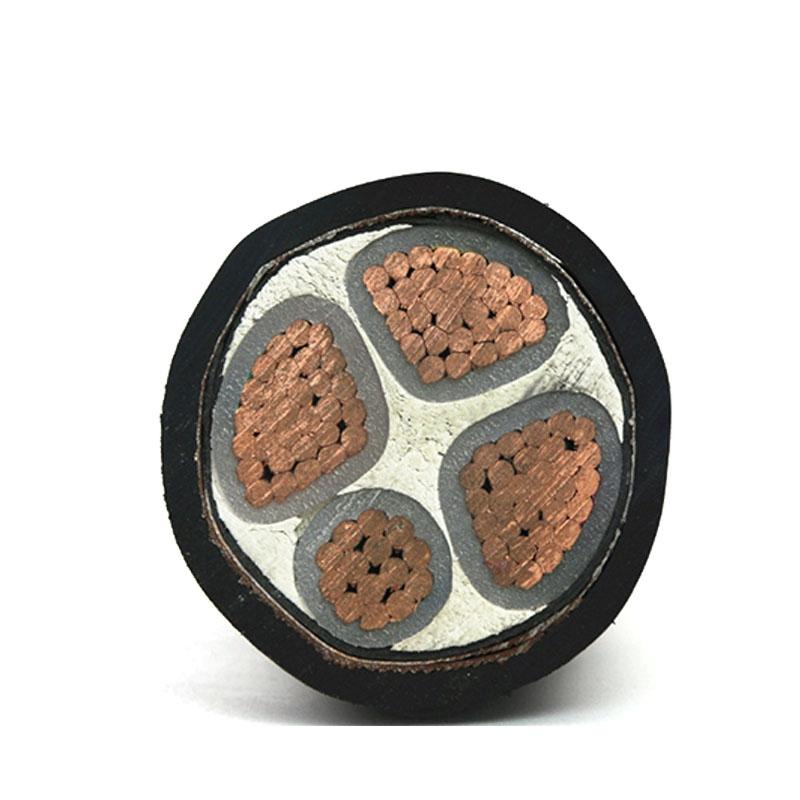 铜芯电缆-YJV22